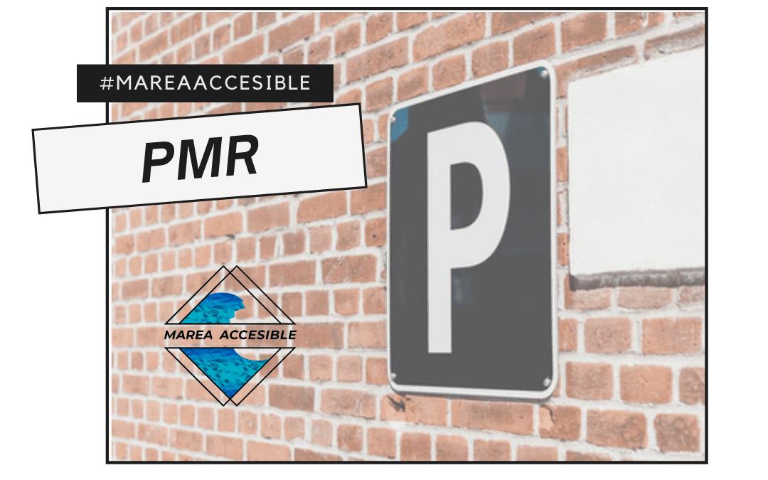 Plazas de Movilidad Reducida. Plazas de aparcamiento accesibles.