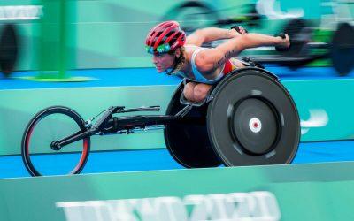 Conoce los juegos paralímpicos y a sus deportistas